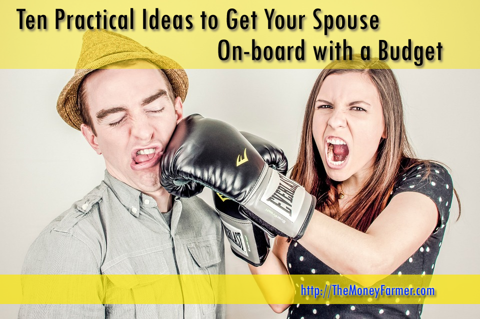 How to get your spouse on-board with a budget